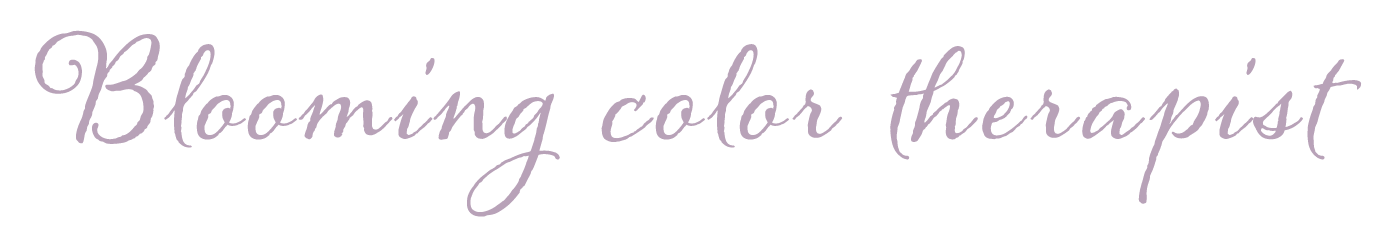 Blooming color therapist